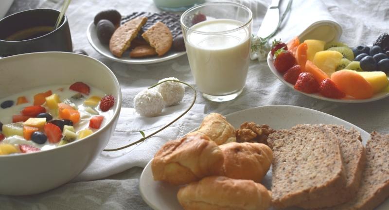 7 tipů na zdravou snídani pocelý týden