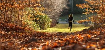 Jak běhat na podzim