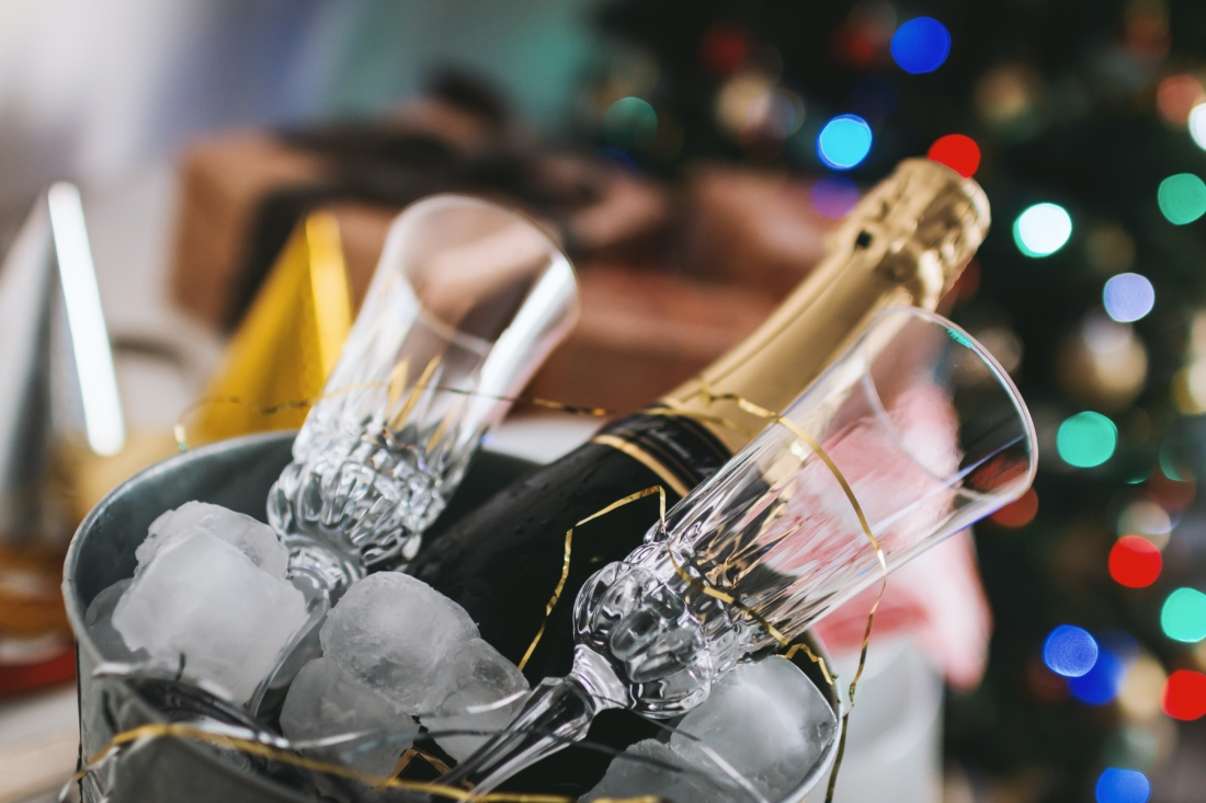 Jak si užít oslavy bez přibírání na váze?