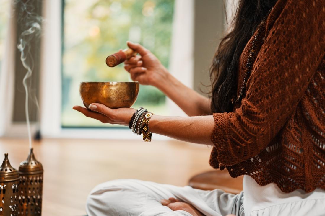mindfulness: meditační techniky