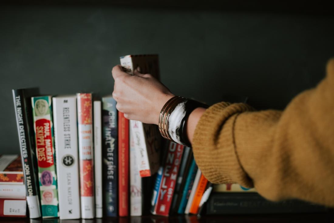 Knihy pro osobní rozvoj