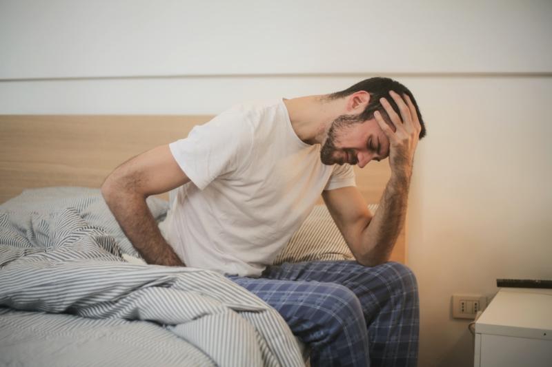CBD na nespavost: Účinky aléčba