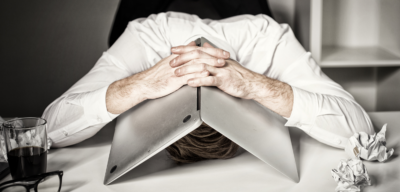 Syndrom vyhoření přichází pomalu a ještě pomaleji odchází + online test