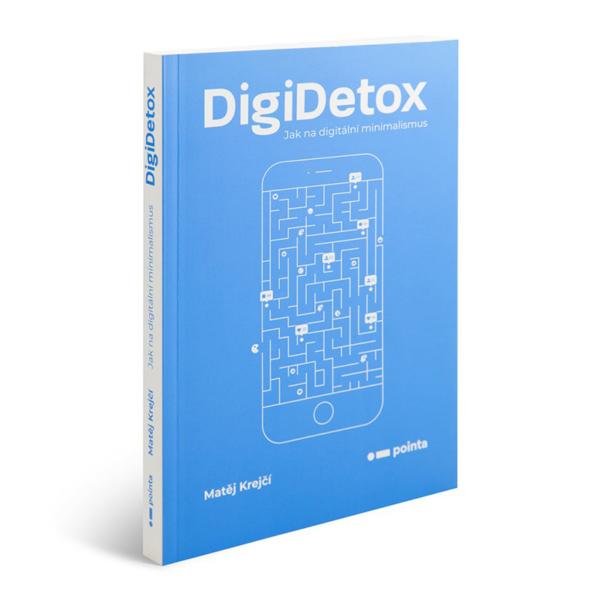 Kniha DigiDetox