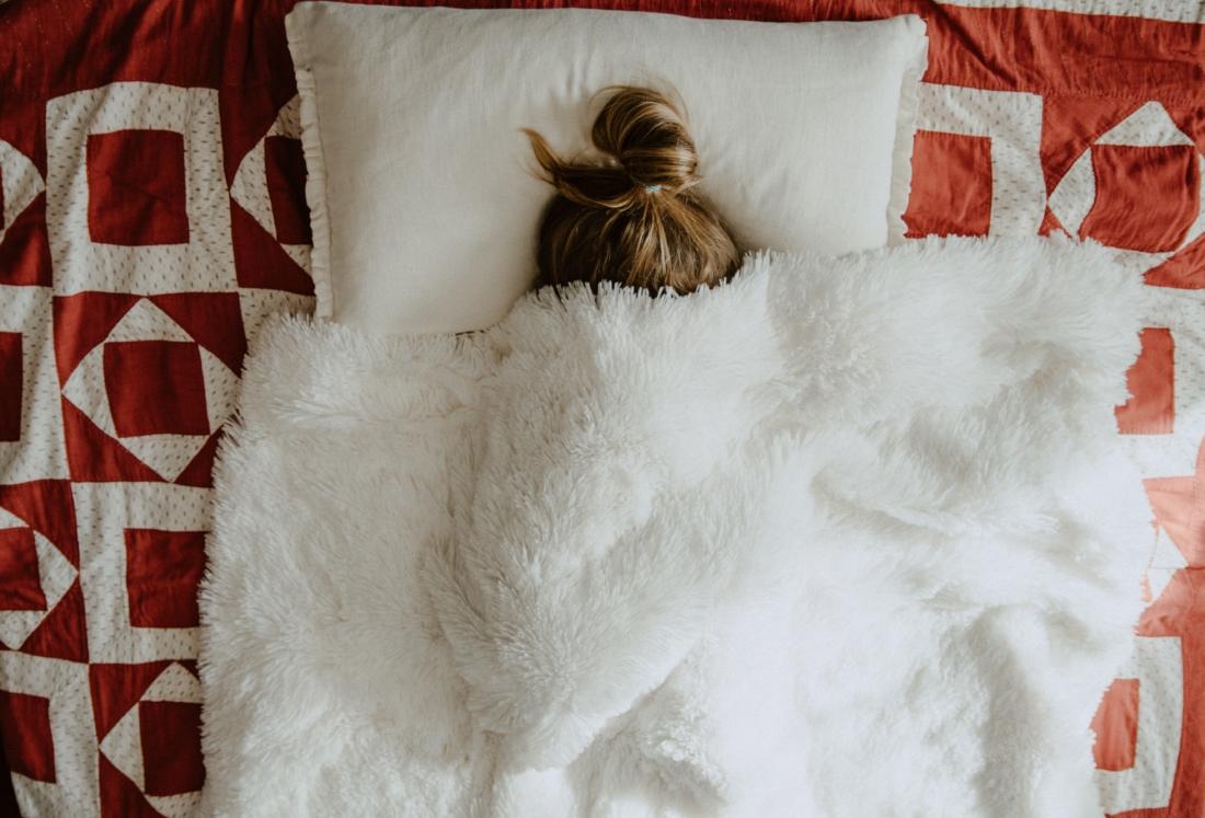 Mindfulness proti nespavosti