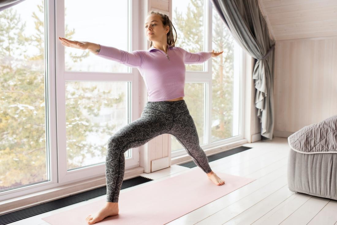 Jóga proti úzkosti a stresu